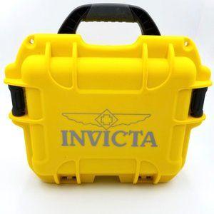 Invicta 3 Slot Dive Impact Case DC3YEL Watch Box